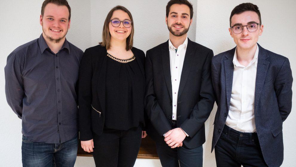 Communiqué de presse : Les Jeunes Libéraux-Radicaux Neuchâtelois présentent leurs candidats pour les fédérales 2019